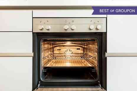 Unitec Oven Cleaning - Full Oven Clean with Unitec Oven Cleaning - Save 56%