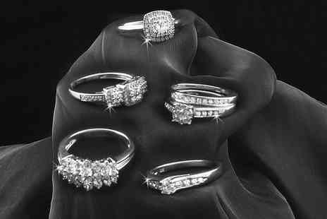 Starlett Boulevard - Choice of Custom Made Diamond Rings With Free Delivery   - Save 60%