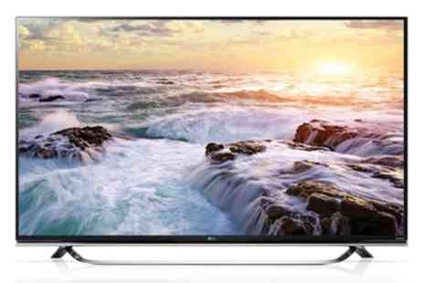 "Bargain lot - LG 55"" 55UF850V or 49"" 49UF850V Ultra HD 4K 3D Smart TV  With Free Delivery  - Save 25%"