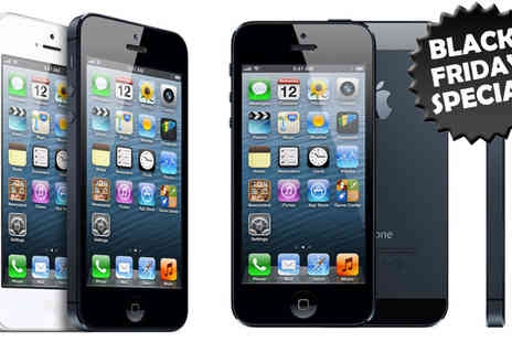 UK Groupe - Unlocked iPhone 5 up to 64GB Our Best Price Ever - Save 56%