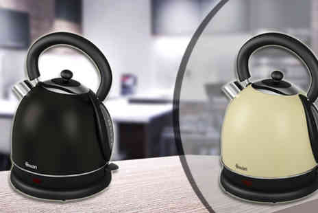 Swan Products - Traditional 1.8l Kettle by Swan - Save 40%