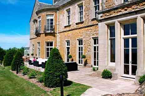 City & Country Hotels -Two night in Cotswolds Spa Hotel Stay with Mealsff - Save 38%