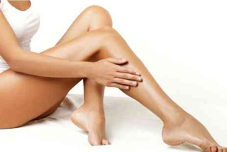 Jewel Brows & Beauty - Half or Full Leg Wax Plus Bikini Wax  - Save 56%