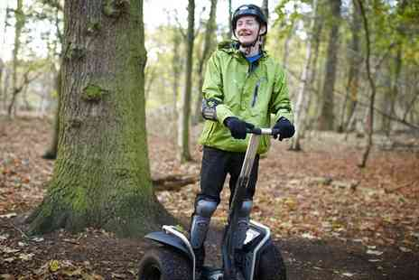 Segway Events - Segway Blast, Thrill or Rally Experience for One  - Save 35%