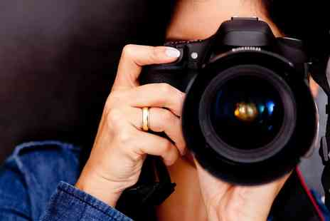 Eyemedia Studios - Half Day Beginners Photography Course For One  - Save 84%