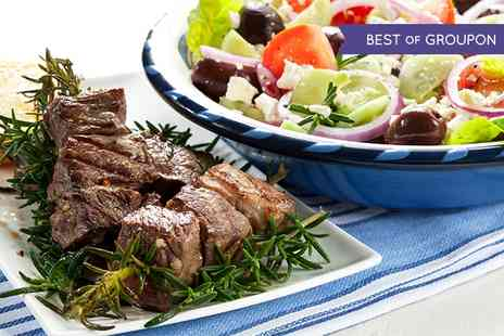 The Olive Tree Greek Restaurant HO - £23 Towards Greek Food For Two  - Save 61%