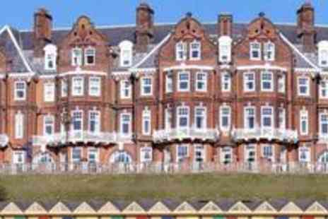 The Hotel Victoria - Two night stay for two, with breakfast in Suffolk - Save 69%