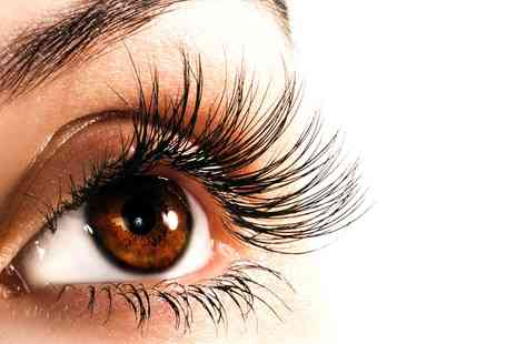 Healing Pure Hearts - Semi Permanent Lash Extensions with an Eyelash Tint   - Save 50%