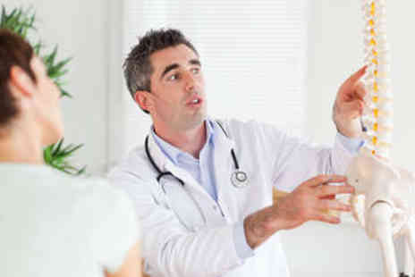 Clive Davis Registered Osteopath - Osteopathic Consultation and Treatment - Save 80%