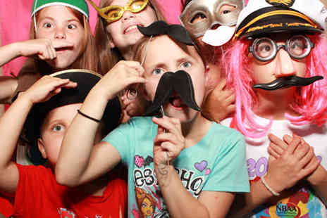 Booths 4 You - Two hour kids  photo booth and candy cart hire  - Save 53%
