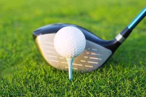 Ipswich Golf Centre - One or Two Hour Golf Lesson or Three 30 Minute Lessons  - Save 0%