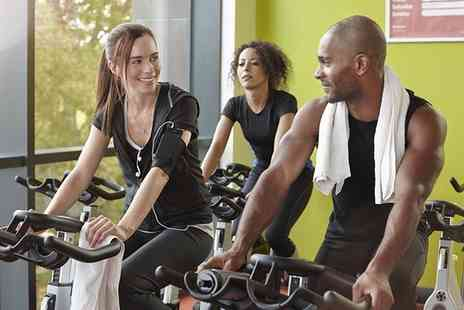 Nuffield Healt  - One or Three Month Gym Membership with Unlimited Classes  - Save 51%