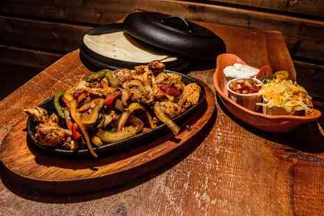 Driftwood - Meal With Cocktail and Nachos To Share For Two or Four  - Save 0%