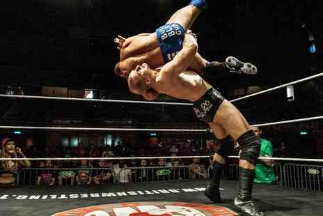 New Generation Wrestling -  Tickets to see British live professional wrestling  - Save 54%