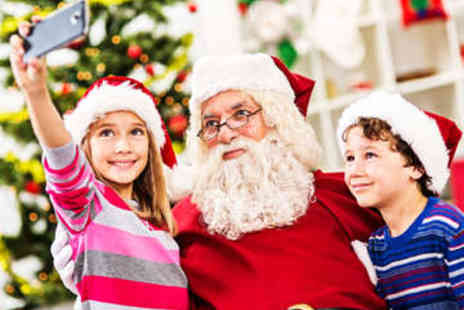Hardwicke Hall Manor Hotel - Breakfast with Santa Claus - Save 55%