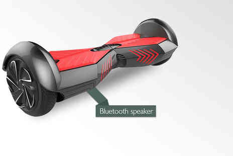 Hyper Airboard - Sports Series 3.0 scooter hoverboard with built in Bluetooth speakers - Save 62%