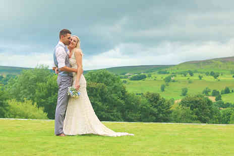 CharliDesigns - Eight hour wedding photography package including three prints and all images on DVD - Save 65%
