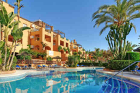 Petchey Leisure - 7 Night Marbella break for up to 4 people in a 1 bedroom self catering apartment In Malaga- Save 80%