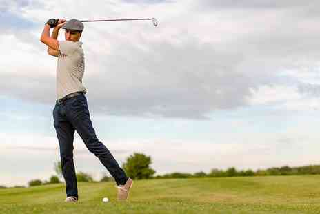 Andy Lamb Golf Academy - 30 Minute Lesson with PGA Pro Plus Coffee and Cake - Save 0%