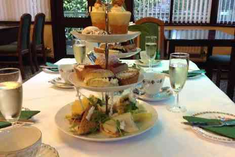 St Marys Country Hotel  - Festive Afternoon Tea with Prosecco for Two   - Save 42%