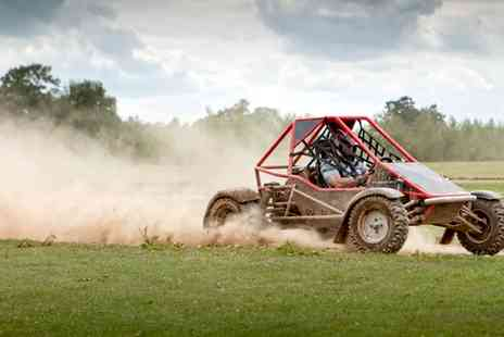 Heart of England Conference and Events Centre - Rage Carts and Laser Clay Shooting for One - Save 71%