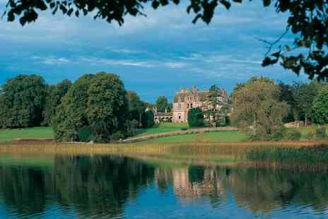 Castle Leslie Estate - One or Two Night B&B Stay For Two With Bubbly, Chocolates and €50 Resort Credit - Save 42%