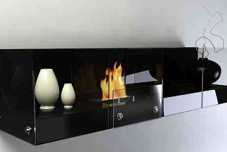 ohmy deal - Trikag Bio Ethanol Fireplace - Save 85%