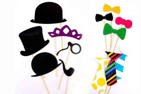 Deals2You - 58 Piece Photo Booth Props - Save 59%