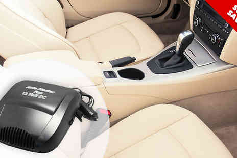 Fab Shopper - Three in One Car Heater, Defroster, Heater and Demister - Save 57%