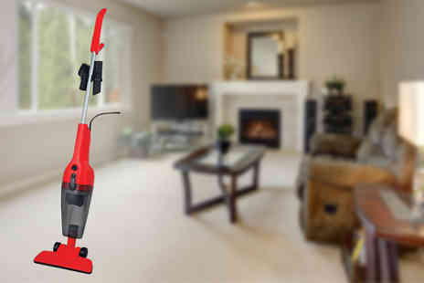 FillMyShelves - 600W Two in One Vacuum Cleaner - Save 75%
