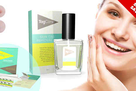 Jelly Turtle - Skin Tag Removal Oil  with Optional Kit - Save 80%