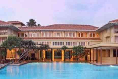 Travel Expert  - 7 nights B&B for 2 at the 5star Heritance Ahungalla Hotel In Sri Lanka - Save 63%