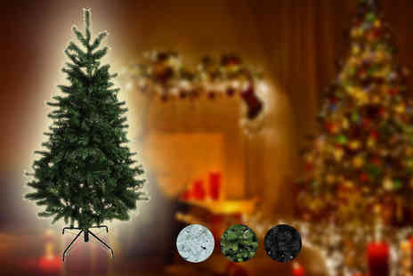 UK Home and Garden Store - 6ft. Artificial Christmas Tree - Save 72%