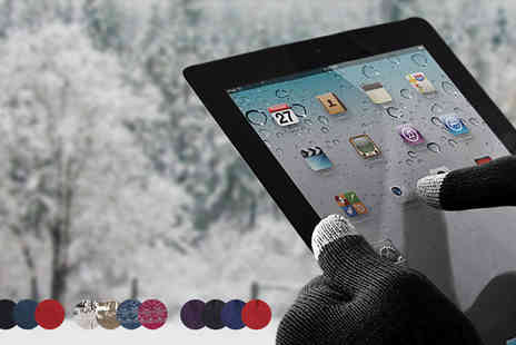 Funky Monkey Gift Shop - Touch Screen Gloves - Save 75%