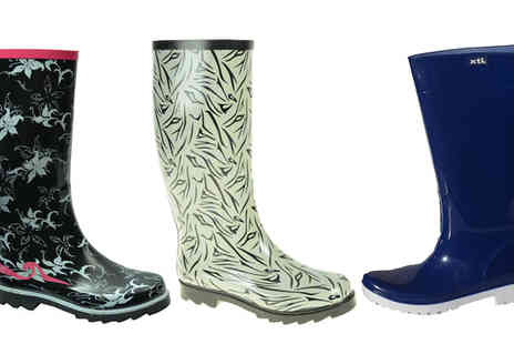 Mrs Marcos - Ladies Wellies - Save 63%