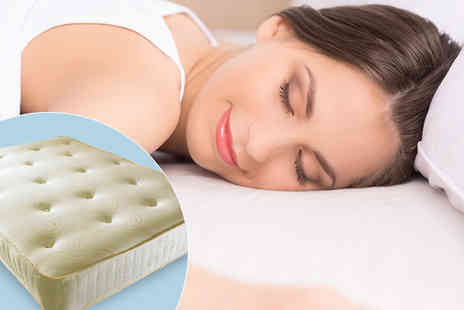 Fishoom - Luxury Specialist Orthopaedic Mattress - Save 80%