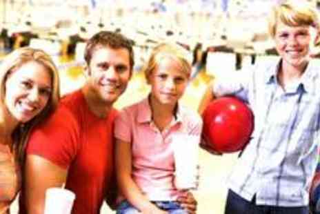 Widnes Superbowl - Family bowling experience - Save 66%