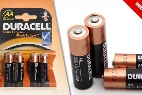 clear chemist - Pack of 12 or 36 Duracell AA Batteries - Save 64%