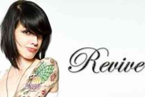 Revive - Four tattoo removal sessions - Save 77%