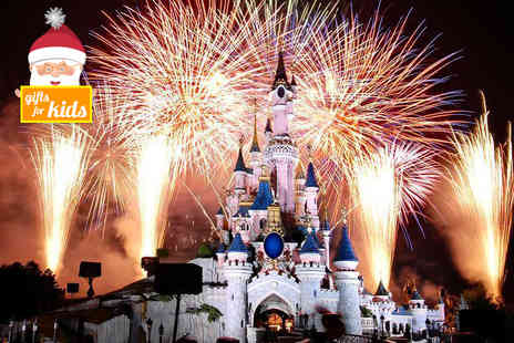 Coach Innovations - New Years Eve Disneyland and Walt Disney Studios day trip with fast track ride entry and return coach from a choice of 14 locations - Save 31%