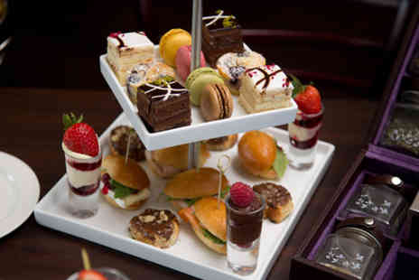 Hilton York Hotel - Afternoon tea for two - Save 52%