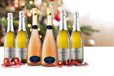 Virgin Wines - Six bottles of Prosecco - Save 44%