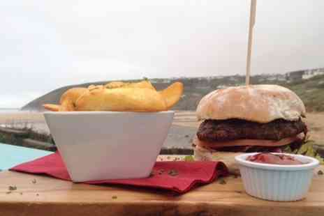 The Merrymoor - House Burger for Two - Save 0%