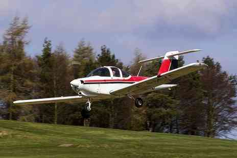 Go Fly Oxford - A 20 or 30 Minute Cessna 150 Flight Experience  - Save 54%