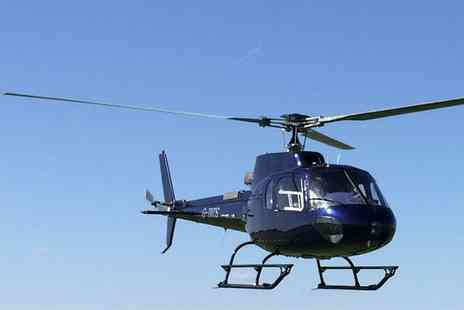 Heli Adventures - Cardiff Coastline Helicopter Tour with Heli Adventures - Save 64%
