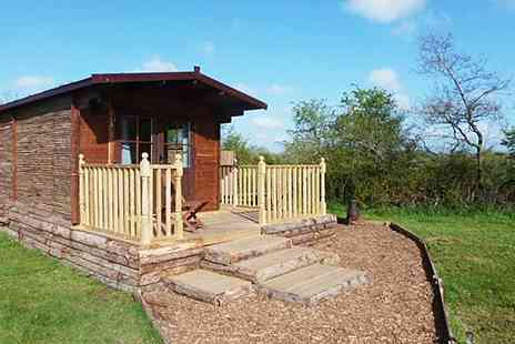 Dorset Country Holidays - Two Night Self Catering Glamping For Four  - Save 0%