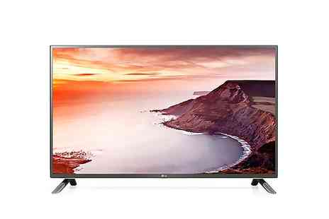 Bargain lot - LG 32LF650V 32 InchLED Smart TV With Free Delivery - Save 30%
