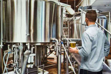 Wickwar Wessex Brewing. - Brewery Tour and Tasting for Two - Save 0%
