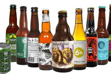 Beer 52 - Case of 10 Craft Beers with Book and Flexible Beer52 Club Subscription  - Save 75%