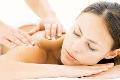 Powder Beauty Boutique - Full Body Massage or Facial - Save 50%